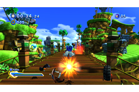 Sonic Generations - Download