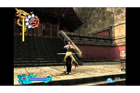 Bujingai Gameplay HD 1080p PS2 - YouTube