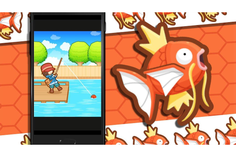 'Pokemon: Magikarp Jump' now available on iOS and Android