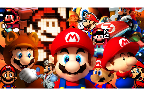 "Settling the debate: What makes a ""core"" Mario game? 