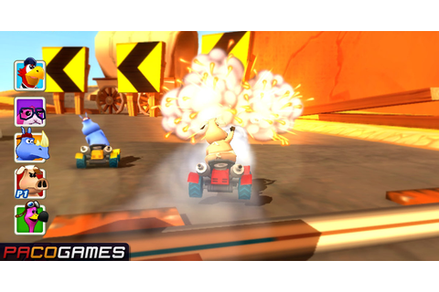 Go Kart Go! Ultra! | Play the Game for Free on PacoGames