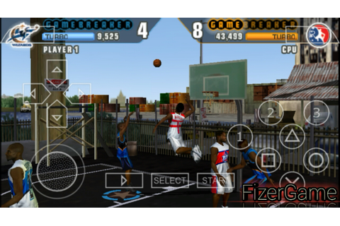 NBA Street Showdown (USA) ISO/CSO | PSP/PPSSPP | Android ...