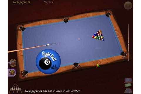 3d Ultra Cool Pool Snooker Game - Free Download Full ...