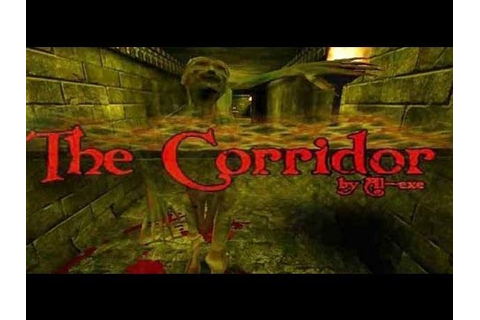 The Corridor by Al-exe - Indie Horror Game (+download link ...