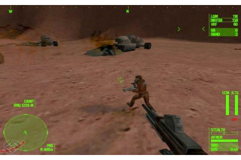 Heavy Gear II download PC