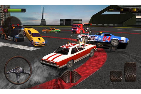 Car Wars 3D: Demolition Mania | Download APK for Android ...