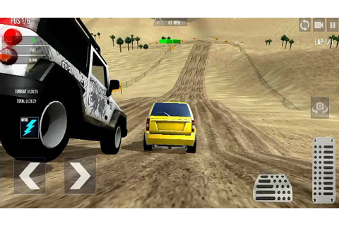 4x4 Off road Jeep Car Racing Champions Game #Android ...
