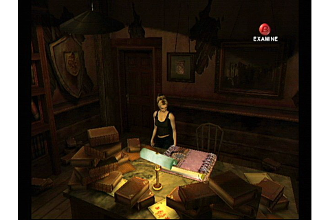 Eternal Darkness - Sanity's Requiem (Europe) (En,Fr,De,Es ...