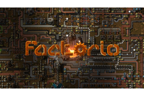 Factorio PC Game Free Download - VideoGamesNest
