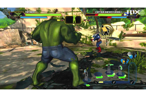 Marvel Avengers: Battle for Earth Demo Gameplay ...