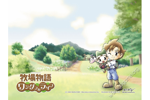 Harvest Moon: A Wonderful Life - Download Free Full Games ...