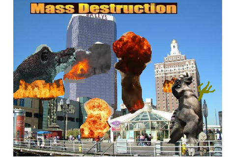 Mass Destruction (Game) - Fantendo, the Video Game Fanon Wiki