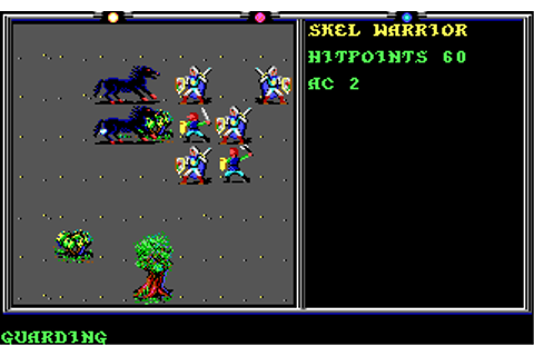 Death Knights of Krynn | Old DOS Games | Download for Free ...