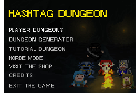 Download Hashtag Dungeon Full PC Game