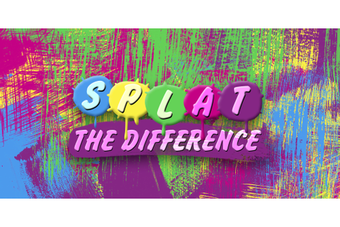 Splat The Difference | Jeux à télécharger sur Nintendo 3DS ...