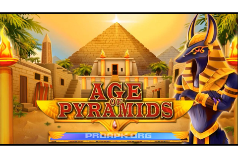 [HD] Age of Pyramids: Ancient Egypt Gameplay Android ...