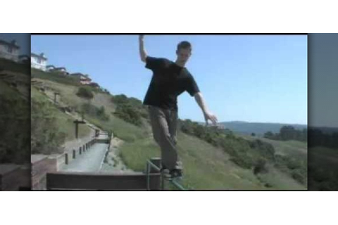 How to Do a parkour rail balance « Parkour & Freerunning ...