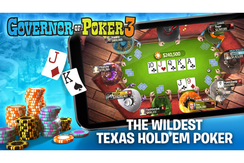 Governor of Poker 3 HOLDEM - Android Apps on Google Play