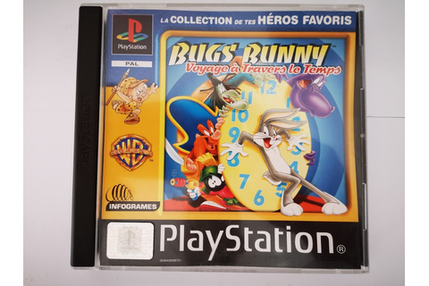 Bugs Bunny Voyage à Travers le Temps – Matos and Games