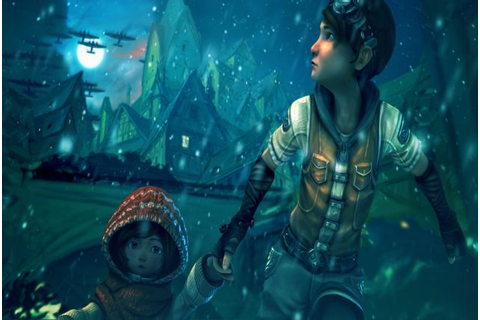 Les Chroniques de Sadwick : The Whispered World on Qwant Games