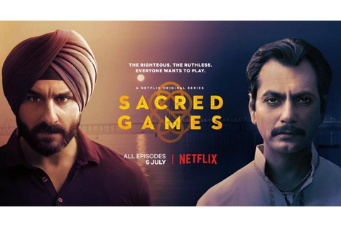 Sacred Games (1&2) Actors, Cast & Crew: Roles, Salary ...