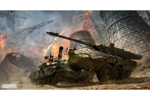 Armored Warfare, Video Games, T 90 Wallpapers HD / Desktop ...