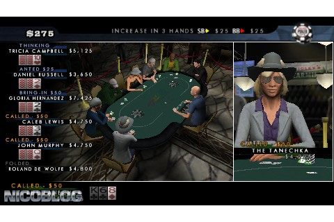 World Series of Poker 2008: Battle for the Bracelets (USA ...