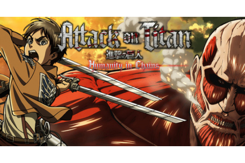 Attack on Titan: Humanity in Chains Review (3DS ...