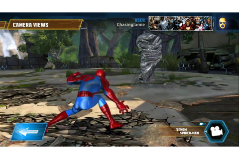 Marvel Avengers: Battle For Earth, Wii U Gameplay HD - YouTube