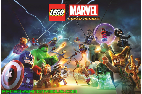 LEGO Marvel Superheroes Review | Fanboys Anonymous