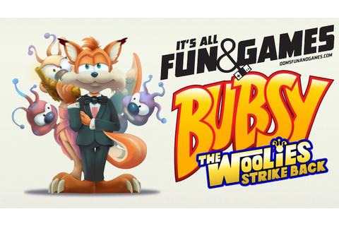 Bubsy: The Woolies Strike Back Review - YouTube