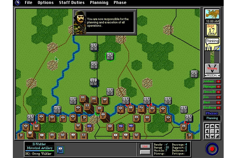 Download V for victory: Market-Garden strategy for DOS ...