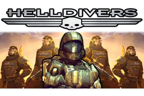 Helldivers - THE ODST GAME YOU ALWAYS WANTED - YouTube