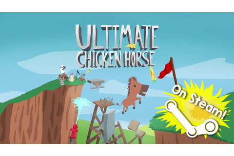 Ultimate Chicken Horse Launch Trailer - YouTube