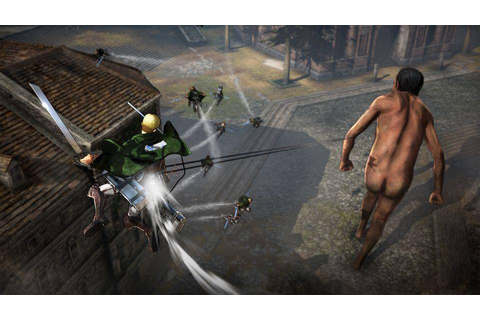 Buy Attack On Titan (AOT) Wings Of Freedom Xbox One ...