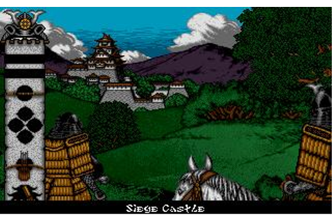 Lords of the Rising Sun Download (1989 Amiga Game)