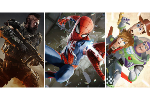 15 Video Games Coming Out This Year (And 10 Coming In 2019)