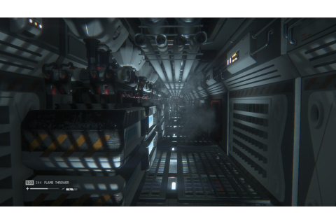 Alien Isolation Review: Hunted By A Freak