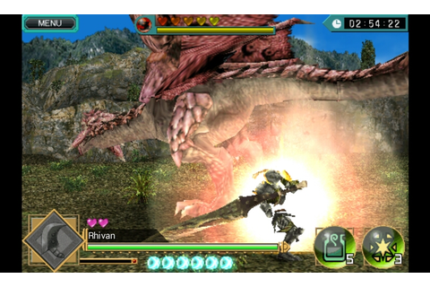 [GameR] Monster Hunter Dynamic Hunting ~ ANDROID4STORE