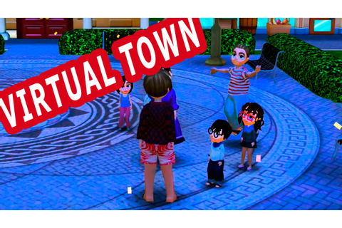 Virtual Town - Android Gameplay & Walkthrough HD Video ...