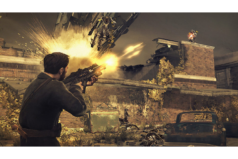 Amazon.com: Resistance 3 - Playstation 3: Video Games