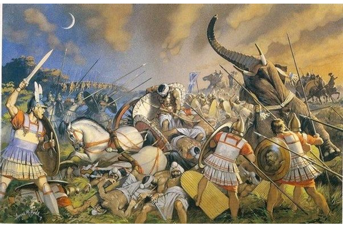 What was Alexander the Great's greatest battle? - Quora