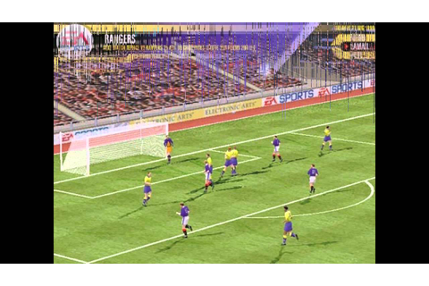 F A Premier League Football Manager 2000 PC 1999 Gameplay ...