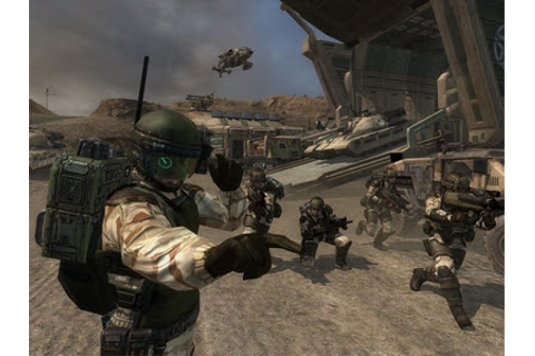 Games PC: enemy territory quake wars PC Game |Mediafire|