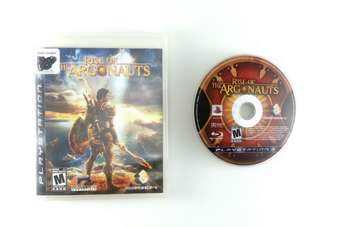 Rise of the Argonauts game for Playstation 3 | The Game Guy