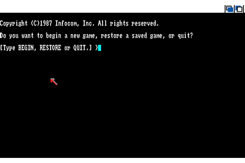 Beyond Zork: The Coconut of Quendor - My Abandonware