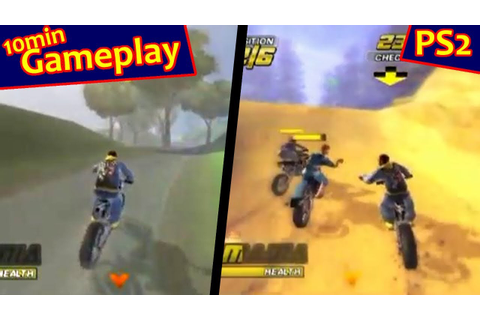 Motocross Mania 3 ... (PS2) - YouTube