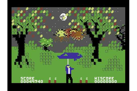C64 Longplay - Forbidden Forest (HQ) - YouTube