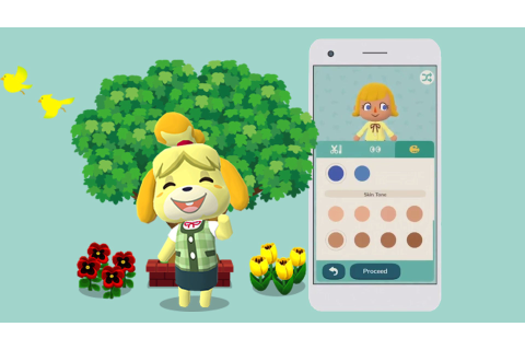 Customizing your pocket camping pal in Animal Crossing ...
