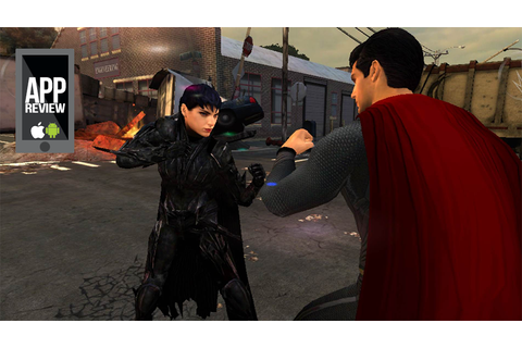 Man Of Steel Is Not A Bad Game. Just A Bad Superman Game.